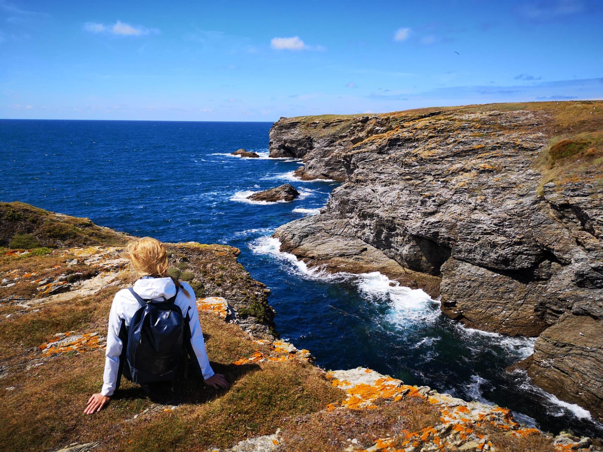 Zet koers richting het grootste Bretonse eiland